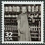 Child Labor Law Reform Postage Stamp Mint Never-hinged