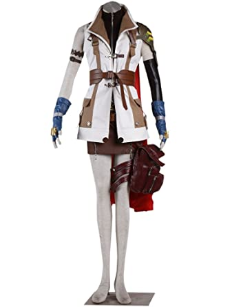 Mufou Japan Anime Final Fantasy Cosplay Costume Dress Clothes