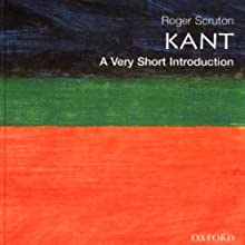 Kant: A Very Short Introduction Audiobook by Roger Scruton Narrated by Kyle Munley