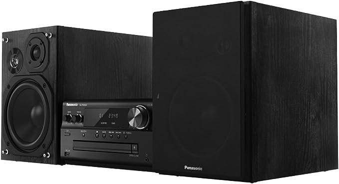 Panasonic SC-PMX84 Home Audio Mini System 120W Negro: Amazon.es ...