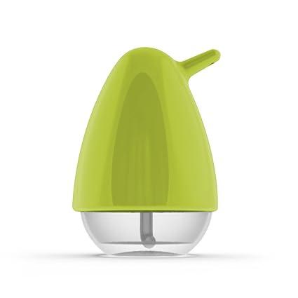 Umbra Dispensador de jabón en espuma, diseño de pájaro, color verde