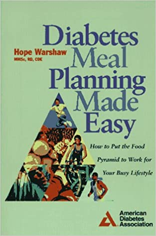 Diabetes Meal Planning Made Easy How To Put The Food Pyramid To