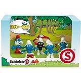 The Smurfs Smurf Decade Set 1960's