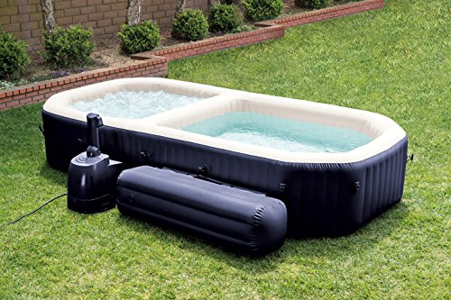 Intex Purespa Bubble Hot Tub And Pool Set Buy Online In