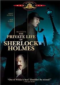 Private Life..sherlock Holmes