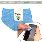 RiaTech 2 in 1 Screen Cleaning Kit With Microfiber Cloth For Laptops,Mobiles,LCD,LED,Computers,TV (KCL-1055)