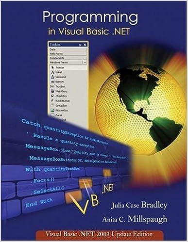Pdf free download microsoft® visual basic®. Net step by step--versio….