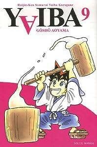 """Afficher """"Yaiba n° 9"""""""