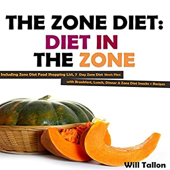 Zone book the diet
