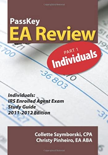 passkey ea review part 1 individuals irs enrolled agent exam rh amazon com CPA Prepare CPA Study Course