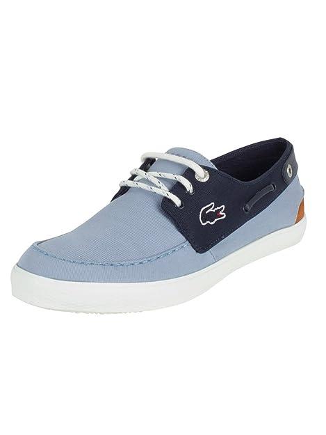 Lacoste Sumac 216 azul zapatillas de hombre, Azul (azul), 44: Amazon.es: Zapatos y complementos