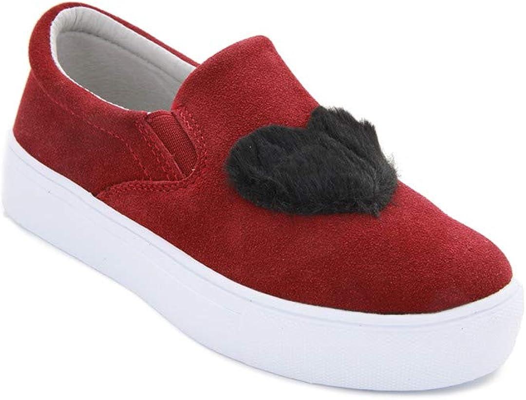 HOO Heart//Star Slip-On Sneaker