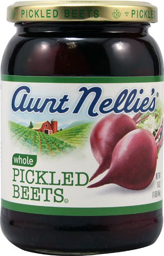 Whole Pickled (Aunt Nellies Whole Pickled Beets -- 16 oz - 2 pc)