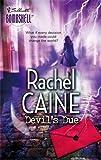 Devil's Due, Rachel Caine, 0373513879