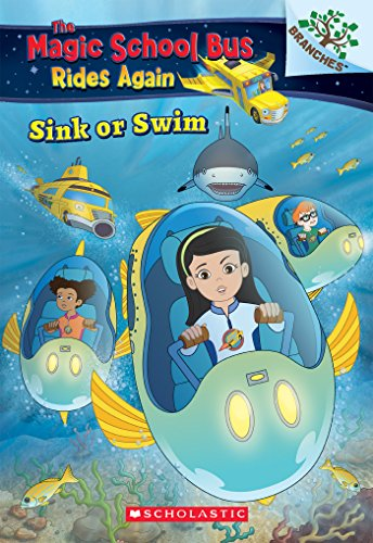 Image result for magic school bus sink or swim