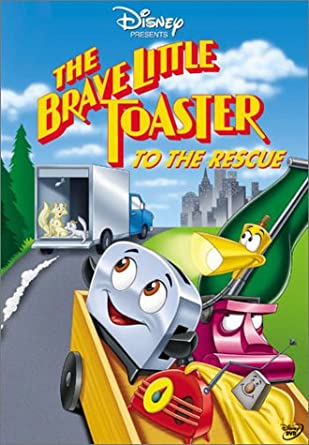 Amazon The Brave Little Toaster to the Rescue Deanna Oliver
