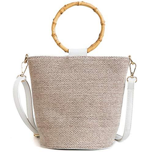 Caqui talla mochila MENGMA para Bolso única mujer W7BqIYqw