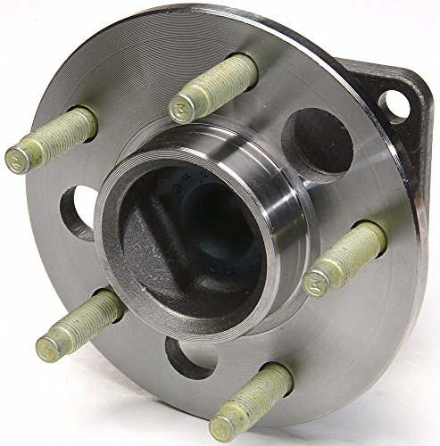 (2004 For Cadillac DeVille Rear Wheel Bearing and Hub Assembly x 2 (Note: Non Heavy Duty Suspension Sedan))
