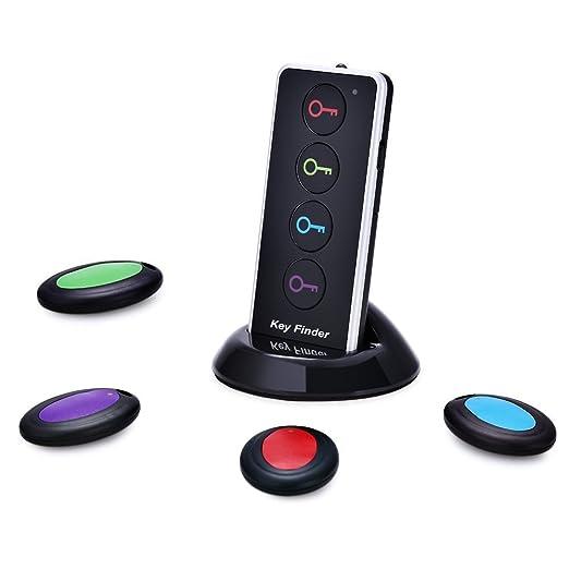 33 opinioni per Key Finder , MENGGOOD Trova Chiavi Cercatore Chiave Wireless Cerca Telefono con