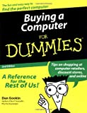 Buying a Computer for Dummies, Dan Gookin, 0764506323
