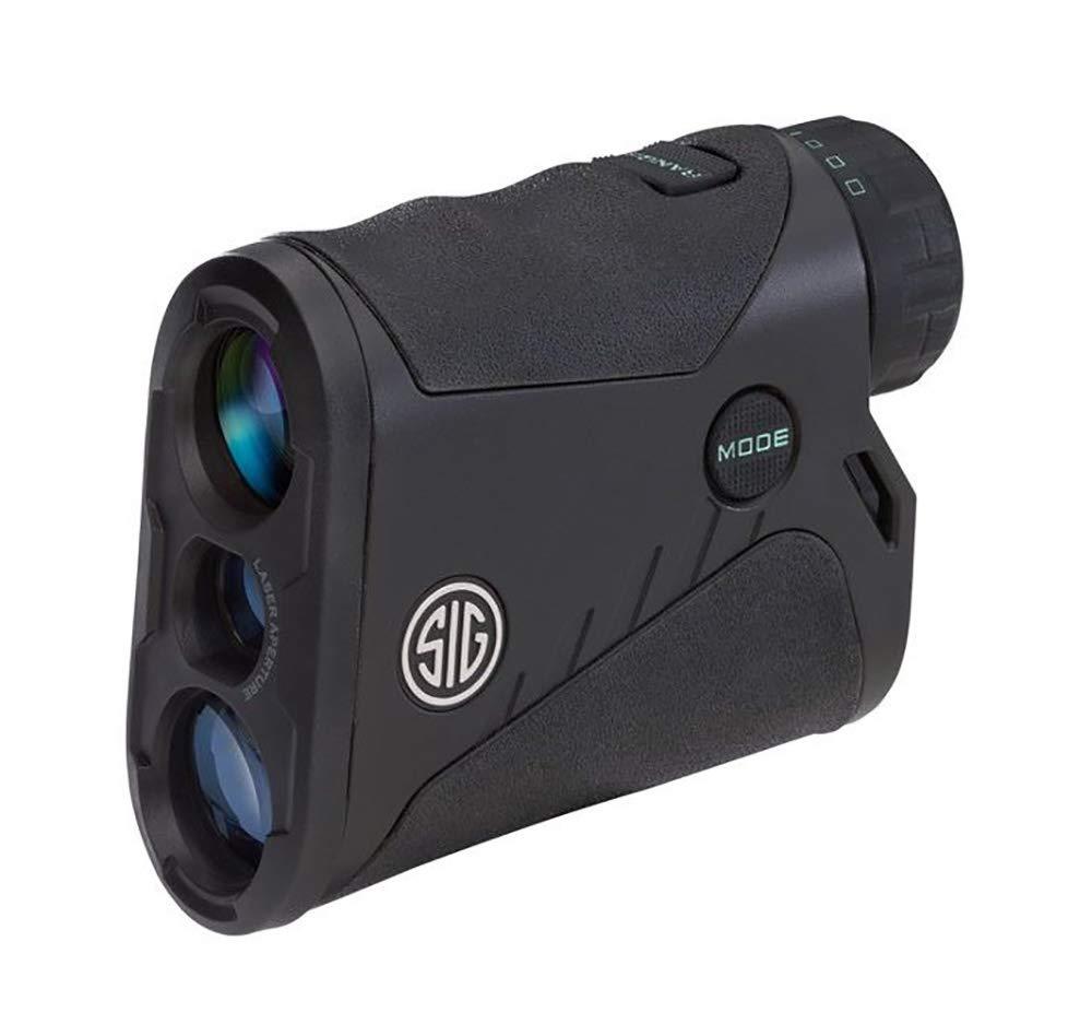 Sig Sauer 4x20 KILO1200 Laser Rangefinder (Black, Class 3R) by Sig Sauer
