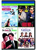 The Secret of My Success / The Hard Way / For Love or Money / Greedy (Four Film Set) (Bilingual)