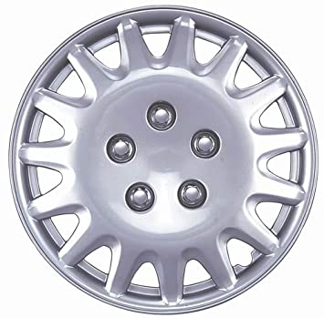 Disco accesorios plata y lacado ABS rueda de plástico ...