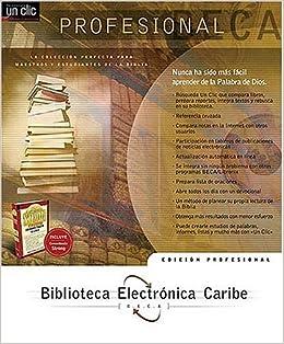 compubiblia editorial caribe