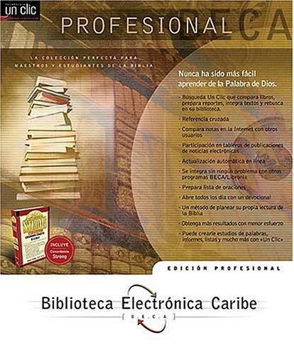 Biblioteca Electronica Caribe (Spanish Edition)
