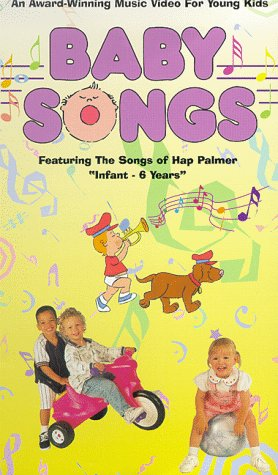 Amazon com: Baby Songs [VHS]: Baby Songs: Movies & TV
