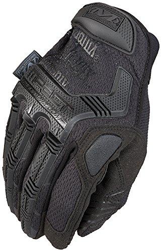 Mechanix Mens Glove (Mechanix Wear - M-Pact Covert Tactical Gloves (Medium, Black))