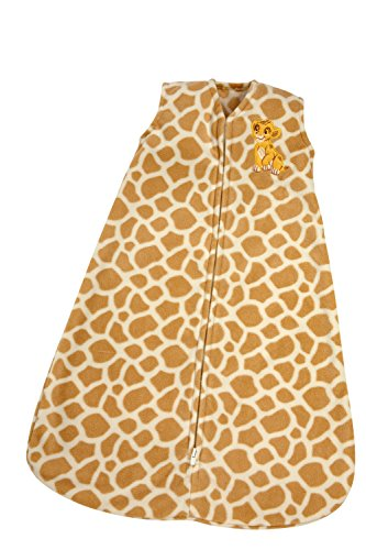 Disney Lion King Wearable Blanket, Brown, Medium