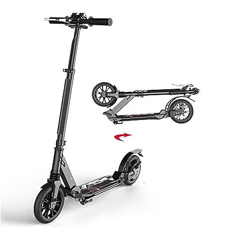 ZAQI Patinetes Scooter Ligero y Plegable para niños/Adultos ...