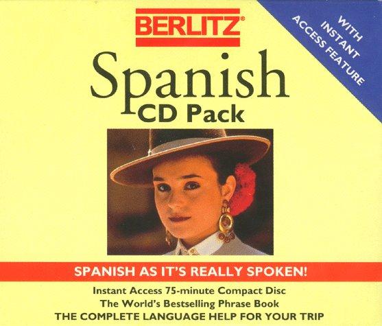 Berlitz Spanish (Berlitz Compact Disc) (Spanish Edition)