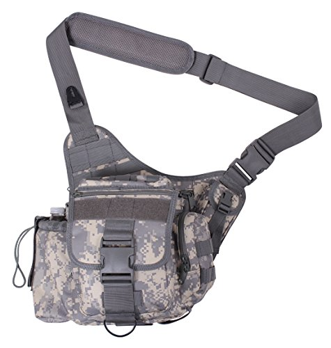 - Rothco Advanced Tactical Bag, ACU Digital Camo