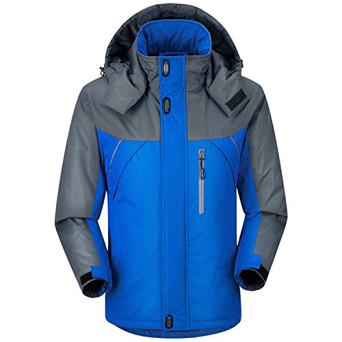 Mountain Conqueror Over Coat Winter Jacket For Men Thickening Warm Waterproof Jacket Clothing