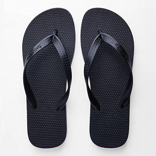 leader Appartamento pantofola Nero morbido con Donna Beauty Sandali pantofole slittata semplice tempo libero massaggio dwPx1