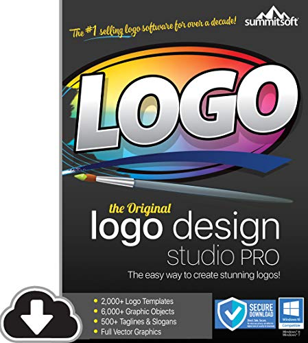 Logo Design Studio Pro v1.7.7 [PC - Graphics Software