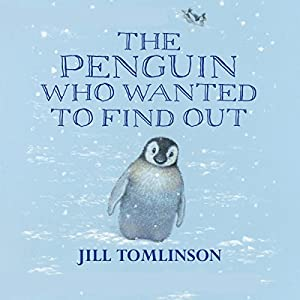 The Penguin Who Wanted to Find Out Audiobook