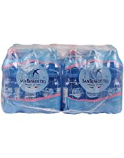 San Benedetto Natural Bottle Mineral Water, 500ml (Pack of 24)