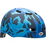 Bell Youth Maniac Multisport Helmet, Dark Blue Camo
