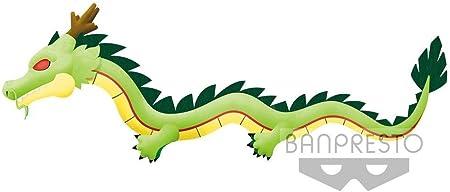 Banpresto Peluche dragón Shenron 80 cm. Dragon Ball Super
