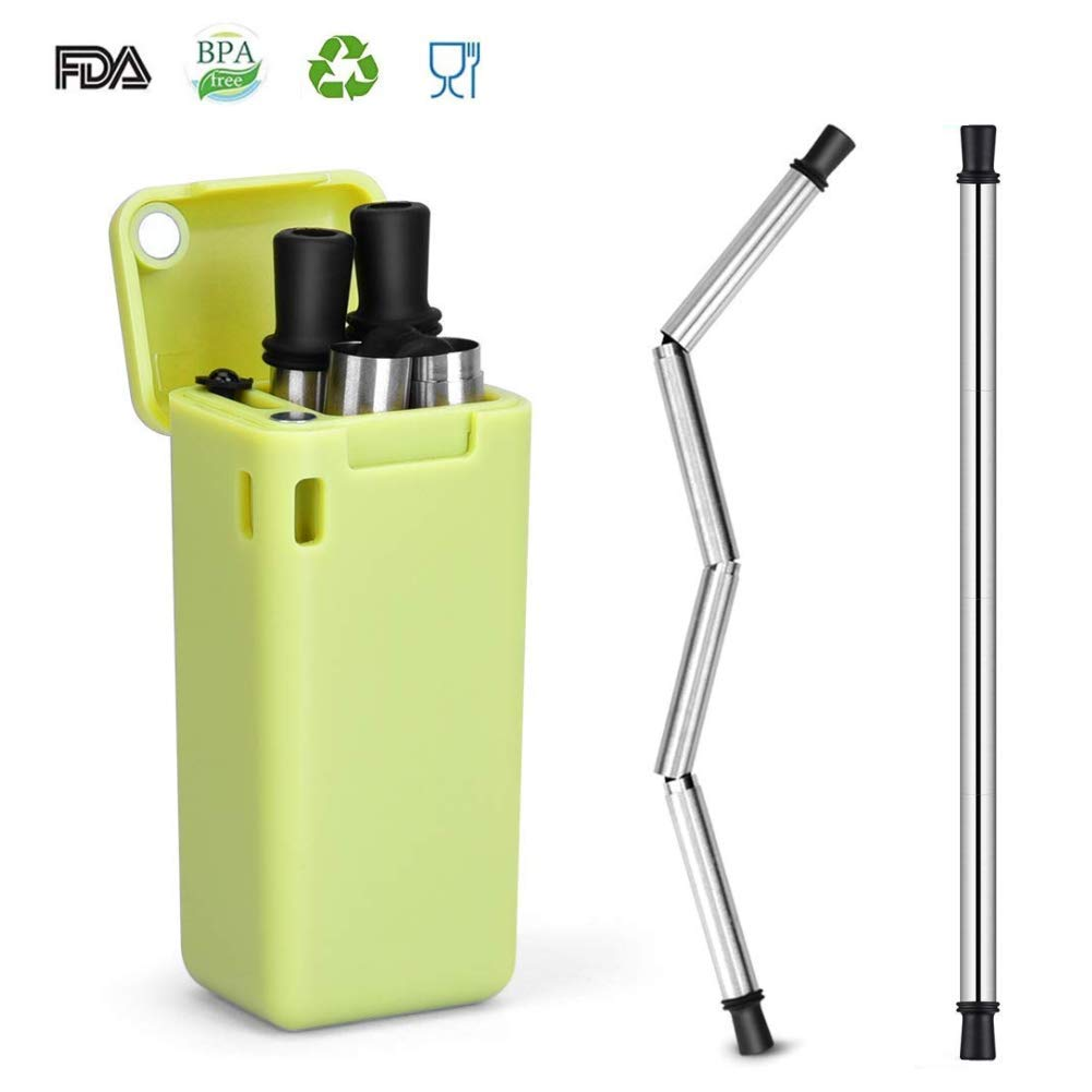 Flysea Collapsible drinking straw