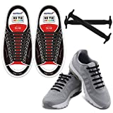 HOMAR No Tie Shoelaces for Kids and Adults - Best