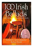 img - for 100 Irish Ballads with Words, Music and Guitar Chords book / textbook / text book