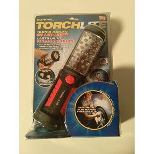 Bell & Howell Torch LITE 33 LED by EMSON MfrPartNo 56977