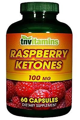 Raspberry Ketones 100 Mg - 60 Capsules