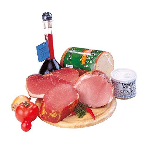 Gourmet-Paket ★ Landmetzger Schiessl ★ ca. 2200g