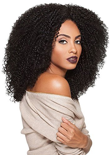 Outre Synthetic Lace Front Wig Big Beautiful Hair 3C-Whirly (S1B/33)