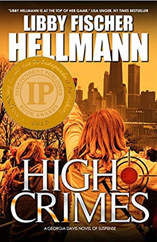 Image result for high crimes libby fischer hellmann